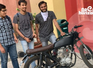 jaipur-students-upcycled-a-bike-from-the-2000s-to-a-modern-model-in-just-18-days