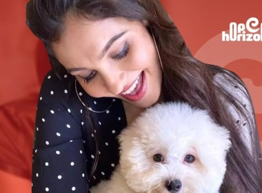 actress-andrea-celebrating-the-anniversary-of- the-pet