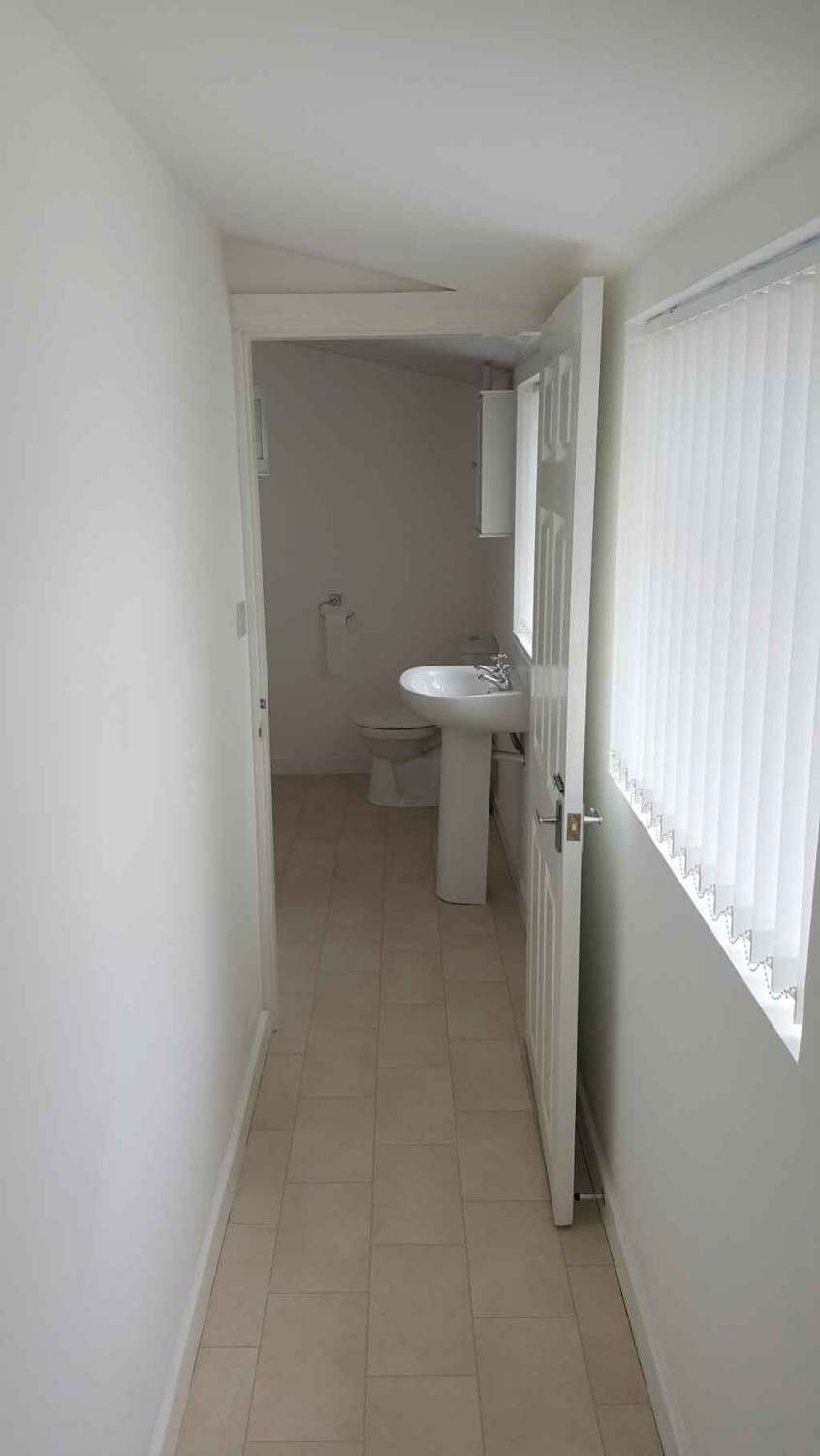 HMO bathroom refurbishment
