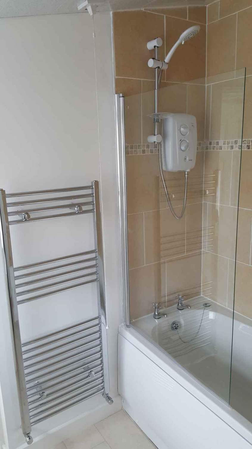 HMO Shower Room