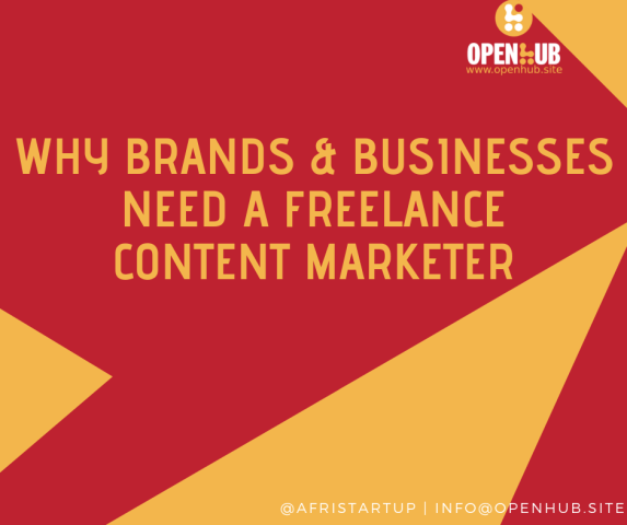 freelance content marketer