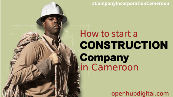 construction company in Cameroon