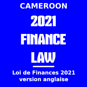 download 2021 Finance Law Cameroon