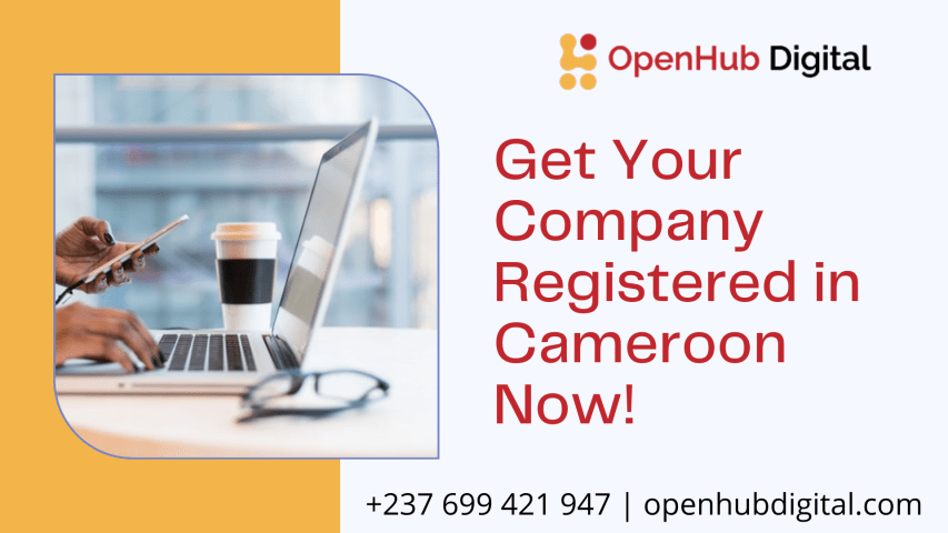 Register a new company in Cameroon