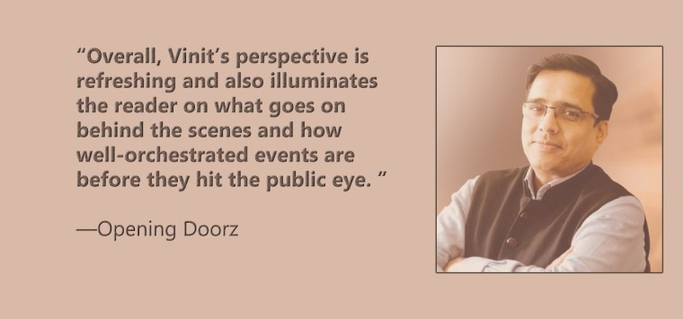 Enemies Within Book Review on Opening Doorz