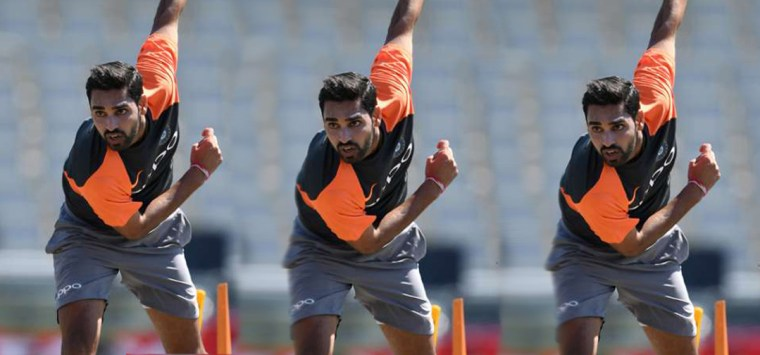 Indian Cricket Bhuvneshwar Kumar