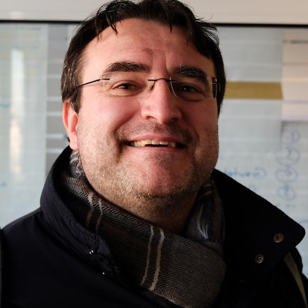 Chavdar Cholev, co-owner, Director Integration & Technology Services