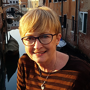 Headshot of Martha Chapman Columnist