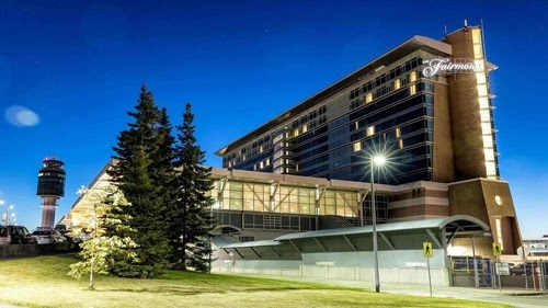 The Fairmont Vancouver Airport is one of the hotels authorized for mandatory quarantines for international passengers.