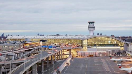 Toronto Pearson International Airport.