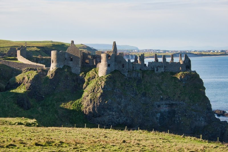 Dunluce Castle, Northen Ireland