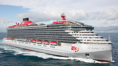 Virgin Voyages, Scarlet Lady