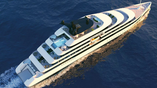 Emerald Azzurra is set to launch in JAN 2022.