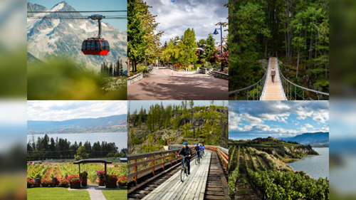 Western Canada by Design itinerary