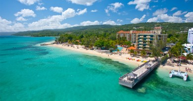 Sandals' newly acquired Dunn's River resort.