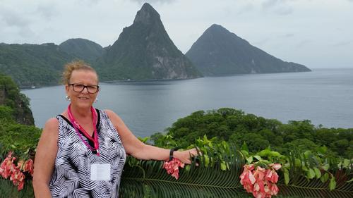 Liz Scull, GM Canada, Destination Wedding & Honeymoon Specialists Association.