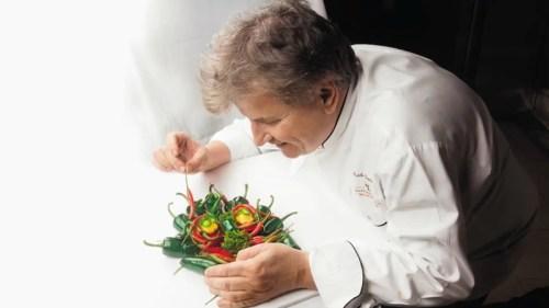 Chef Rudi, Holland America Line.