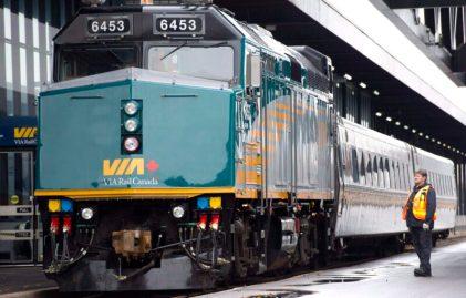 Via Rail Award