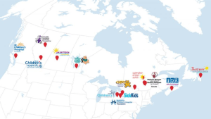 Air Canada Foundation's Hospital Transportation Program