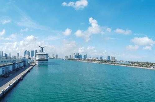Cruise Ship Miami Florida