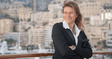 Barbara Muckermann, the latest Chief Commercial Officer of Silversea Cruises