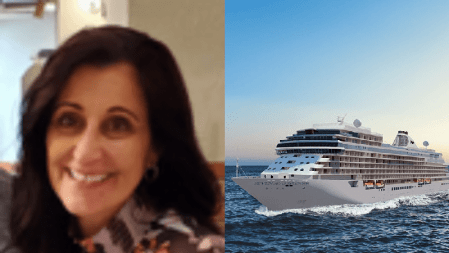 Iolanda Scrocco, a Travel Advisor with Expedia Cruises in Burlington, Ontario, and Regent Seven Seas Splendor