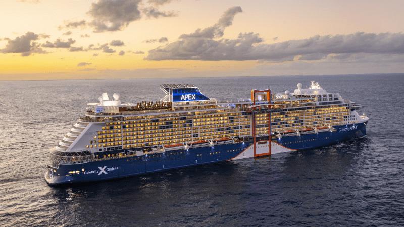 Celebrity Cruises' Celebrity Apex