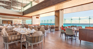 One dining area at Royalton CHIC Suites Cancun Resort & Spa