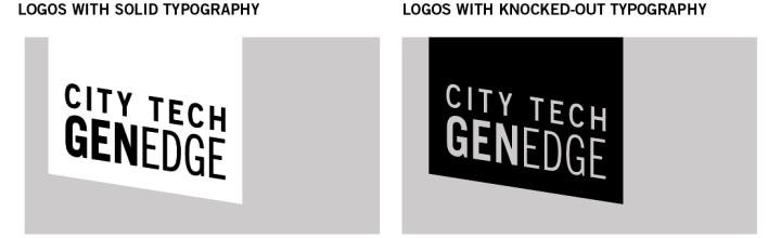 GenEdge Logos