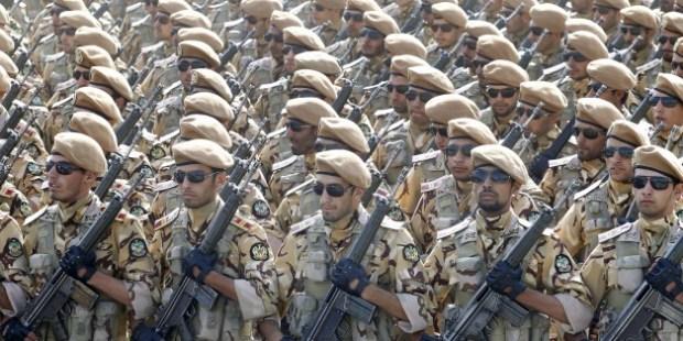 Иранский батальон