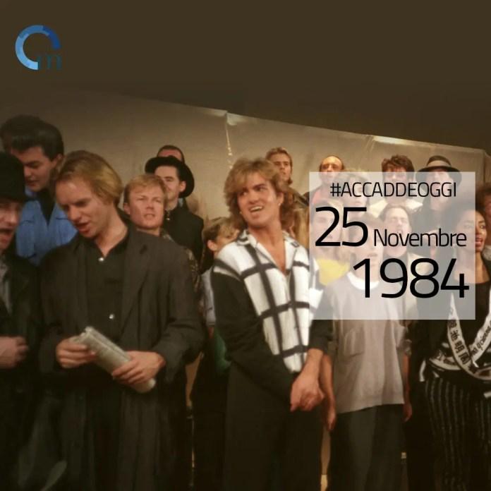 band aid 1984