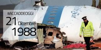 Attentato di Lockerbie