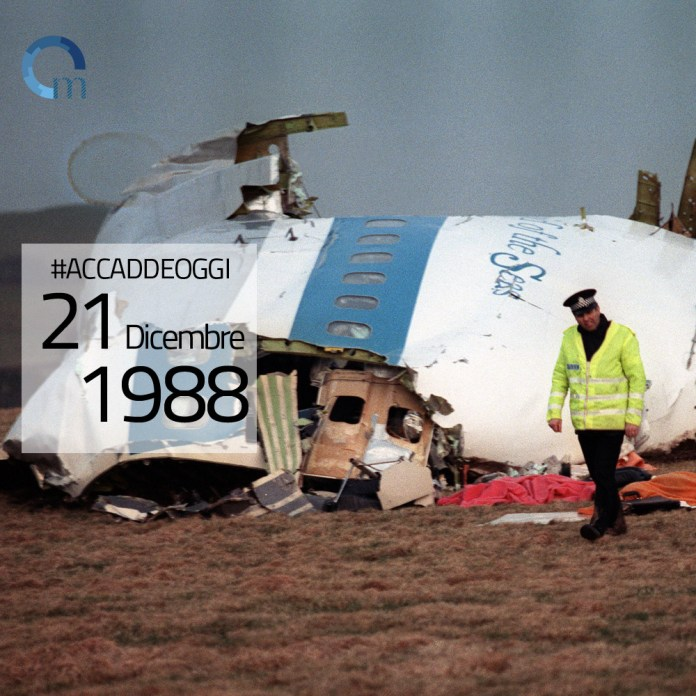 Attentato di Lockerbie