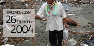 tsunami a largo di sumatra