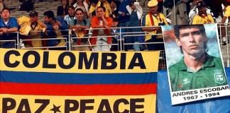 andres escobar colombia