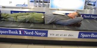 jet lag airport