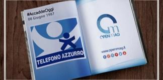 8 giugno 1987: nasce il Telefono Azzurro