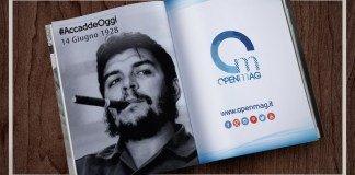 "14 giugno 1928: nasce ""Che Guevara"""