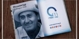 15 giugno 1920: nasce Alberto Sordi