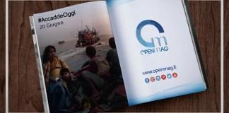 20 giugno: Giornata Internazionale del Rifugiato