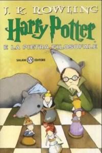 30 giugno1997: esce nel Regno Unito il primo volume di Harry Potter in lingua inglese, scritto da Joanne K. Rowling, Harry Potter e la pietra filosofale