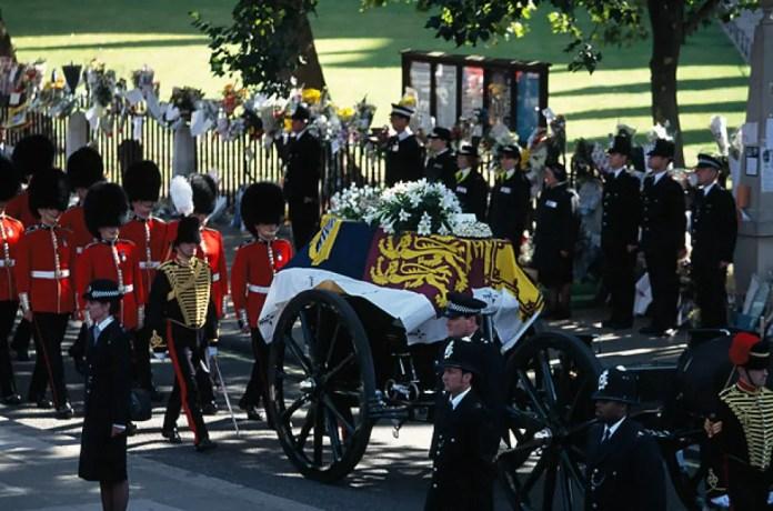 31 Agosto: Muore Lady Diana