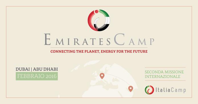 EmiratesCamp: business mission di ItaliaCamp