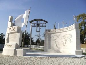 Rivoluzione ungherese Gloria_Victis_Memorial
