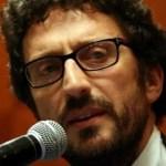 Geopolitica, Islam e storia. Il racconto di Pietrangelo Buttafuoco nell'intimità della biblioteca Enzo Tortora.