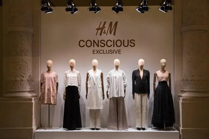 h&m conscious exclusive