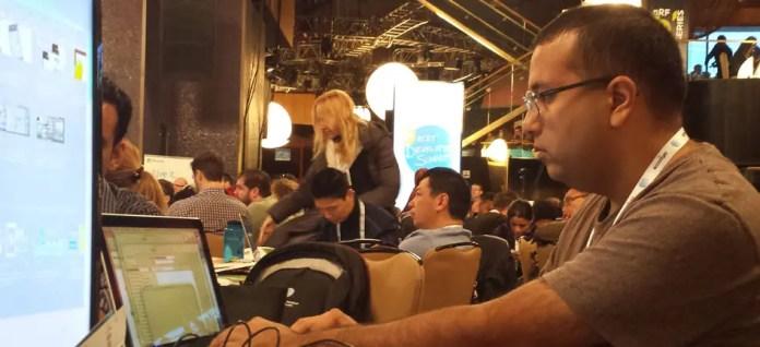 hackathon at&t