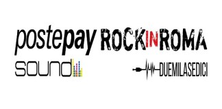 Postepay Sound Rock in Roma 2017 - logo