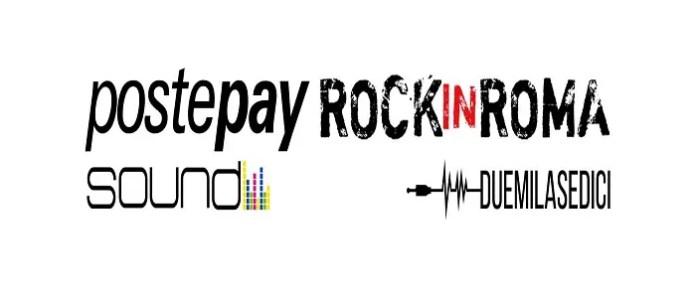 Postepay Sound Rock in Roma 2017 - logo