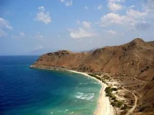 timor beach